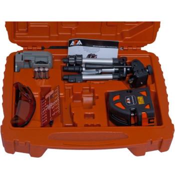 ADA 5D Crosspoint Set | Нивелир лазерный