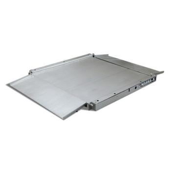 МАССА-К 4D-LA.S-2-1000   Промышленные низкопрофильные весы электронные