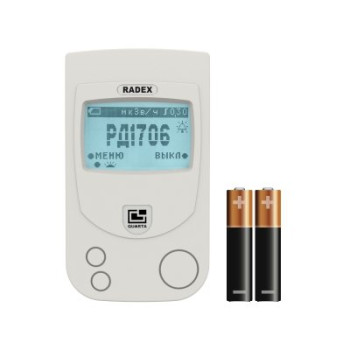 RADEX RD1706 | Индикатор радиоактивности