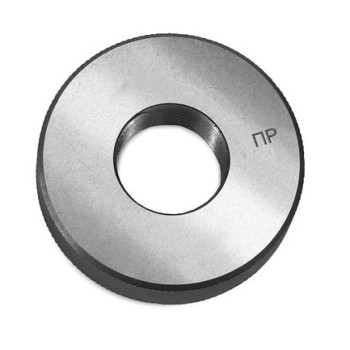 Калибр-кольцо М 6 х 1.0 6Н ПР