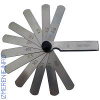 Набор №3 70 мм | Набор щупов измерительных