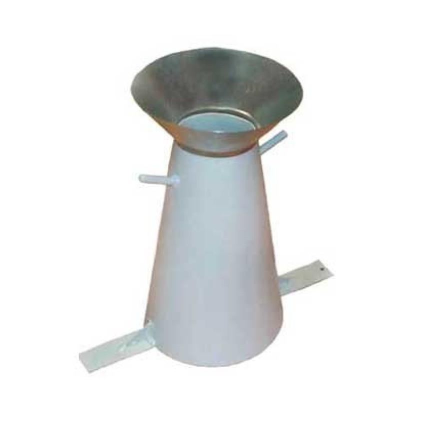 Конус для проверки бетонной смеси жидкий пластификатор для бетона купить