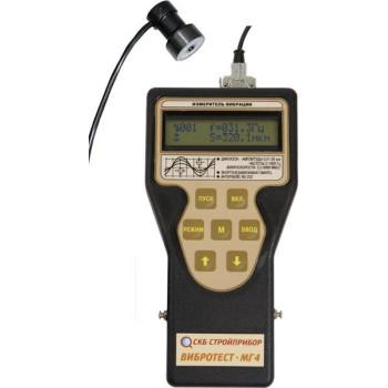 Вибротест-МГ4 | Измеритель параметров вибрации