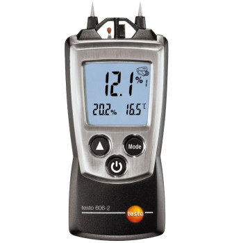 Testo 606-2 | Влагомер древесины, стройматериалов с термометром (0560 6062)