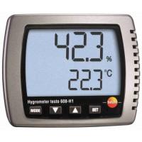 Testo 608-H1 | Термогигрометр  (0560 6081)