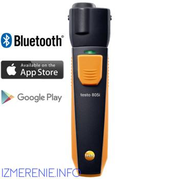 Testo 805i | Пирометр с Bluetooth (0560 1805)