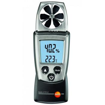 Testo 410-2 | Анемометр с крыльчаткой (0560 4102)