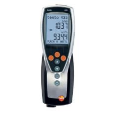 Testo 435-1, Testo 435-2, Testo 435-3, Testo 435-4 | Многофункциональный измерительный прибор