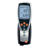 Testo 435-4 | Многофункциональный измерительный прибор (0563 4354)