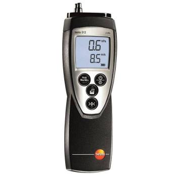 Testo 512   0-200 гПа/мбар   Цифровой манометр (0560 5128)