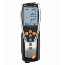 Testo 635-1 | Термогигрометр  (0560 6351)