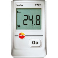 Testo 174T, Testo 174T+USB | Логгер температуры