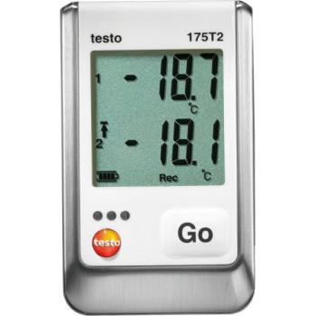 Testo 175 T2 | 2-х канальный логгер температуры (0572 1752)