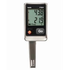 Testo 175 H1 | Логгер температуры, влажности
