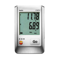 Testo 176T1 | Логгер температуры