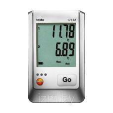 Testo 176 T2  | 2-х канальный логгер температуры (0572 1762)