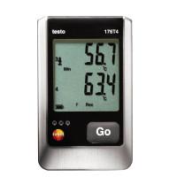 Testo 176T4 | 4-х канальный логгер температуры