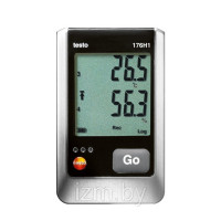 Testo 176 H1 | Логгер температуры, влажности (0572 1765)