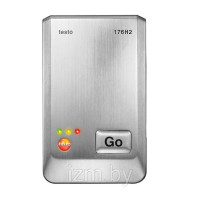 Testo 176H2 | 4-х канальный логгер температуры, влажности