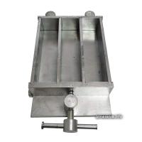 Форма балочек 3ФБ-40 (40х40х160) (поверенная)