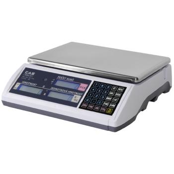 CAS EC-30   Настольные счетные весы электронные
