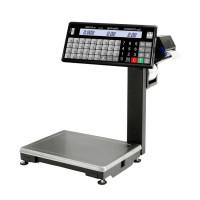 МАССА-К ВПМ-32.2-Т | Торговые печатающие весы электронные с отделительной пластиной