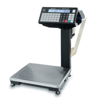 МАССА-К ВПМ-32.2-Ф1 | Фасовочные печатающие весы электронные с устройством подмотки ленты