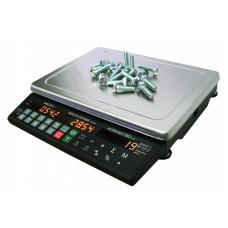 МАССА-К МК-3.2-С21 | Настольные счетные весы электронные