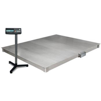 МАССА-К 4D-P.S-3-1000 | Промышленные платформенные весы электронные
