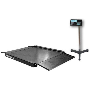 МАССА-К 4D-LA-2-1500 | Промышленные низкопрофильные весы электронные