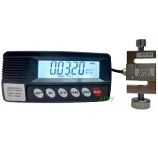 АЦДС - Исп. 1 | Динамометр электронный на сжатие