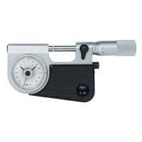 МР-25 0.002 | Микрометр рычажный с отсчетным устройством, встроенным в скобу