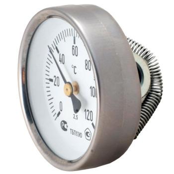 Термометр биметаллический трубный