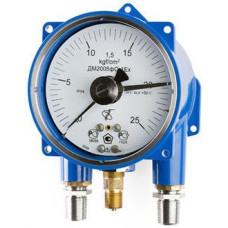 Мановакуумметр электроконтактный | ∅160 МПа