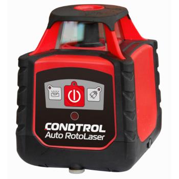 Condtrol Auto RotoLaser | Нивелир лазерный ротационный