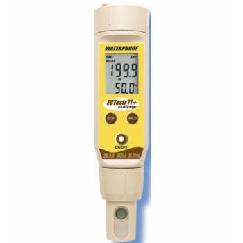 Eutech ECTestr 11 | Измеритель проводимости воды