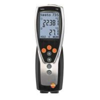 Testo 735-1, Testo 735-2 | Термометр трехканальный