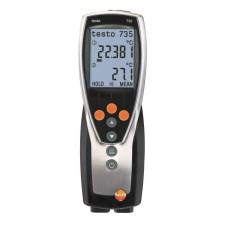 Testo 735-1 | Термометр трехканальный  (0560 7351)