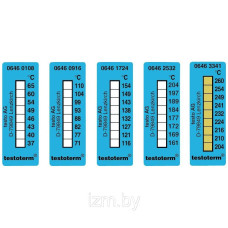 Testoterm +37 ... +65 °C | Термометрические полоски