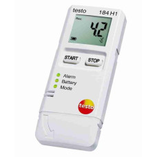 Testo 184 H1 | Логгер температуры, влажности  (0572 1845)