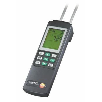 Testo 521-2 | Дифференциальный манометр (0560 5211)