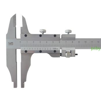 Штангенциркуль ШЦ-2-200 0.05 губ. 60 мм