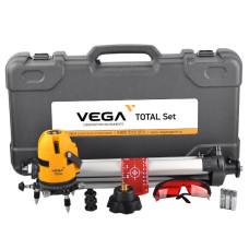 Vega Total Set | Нивелир лазерный