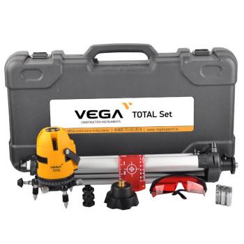 Vega Total Set   Нивелир лазерный