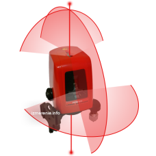 Keeper Laser 2D Cross | Нивелир лазерный