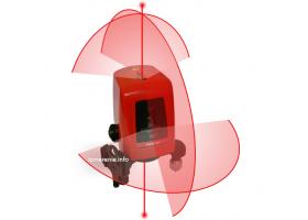 Keeper Laser 2D Cross | Нивелир лазерный  (K1405220)