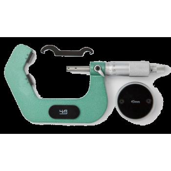 МСИ-25 0.01 | Микрометр призматический для семилезвийного инструмента