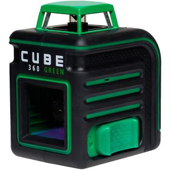 ADA Cube 360 Green Basic   Нивелир лазерный
