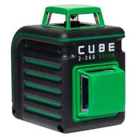 ADA Cube 2-360 Green Basic | Нивелир лазерный