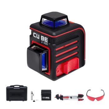 ADA Cube 2-360 Ultimate Edition | Нивелир лазерный